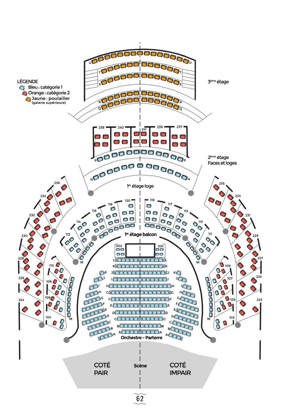 salle theatre plan de campagne